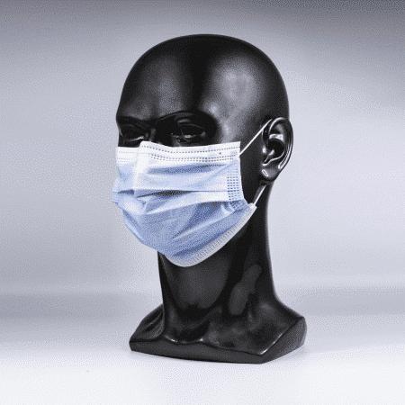 Chirurgische OP-Maske Typ II R nach EN 14683
