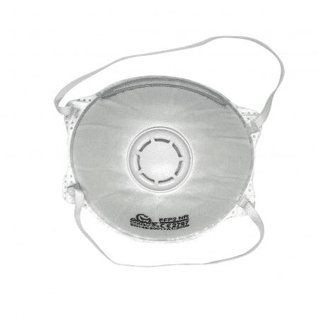 FFP2 mask with exhalation valve