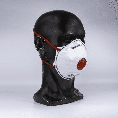 FFP3 Maske mit Ausatemventil