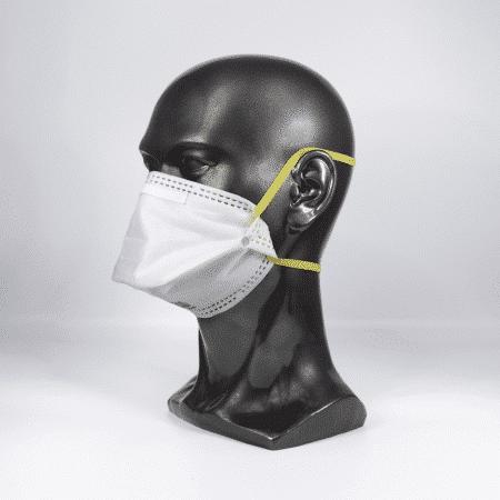 "Grandemask respirator mask""CFY3S-P2""FFP2 NR foldable without exhalation valve"