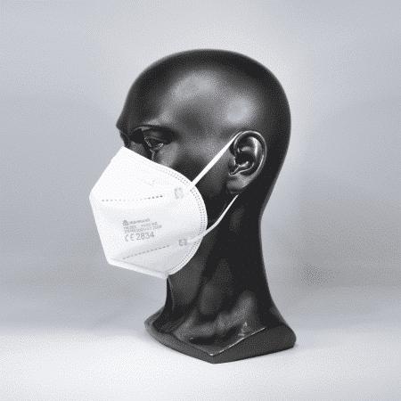 "Huankang respirator mask ""HK-Z03"" FFP2 NR foldable without exhalation valve"