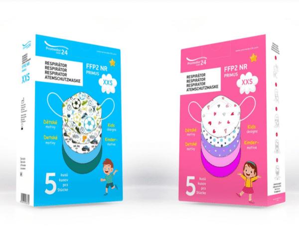 Promedor FFP2 Kinder Masken