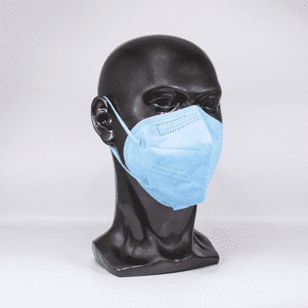 Promedor FFP2 Maske, Hellblau