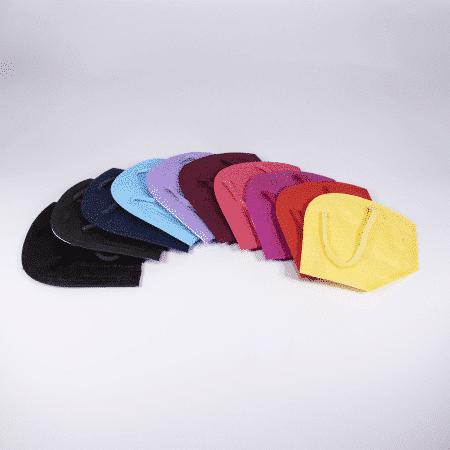 Promedor Atemschutzmaske FFP2 NR, Pastell