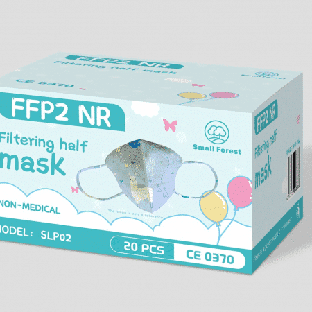 Small Forest Kindermaske FFP2 NR